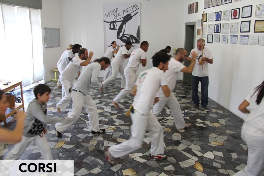 Corsi bimba meu mestre vicenza capoeira